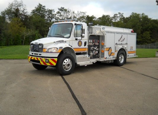 Commercial Pumper