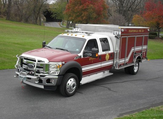 Fire Utility Vehicle