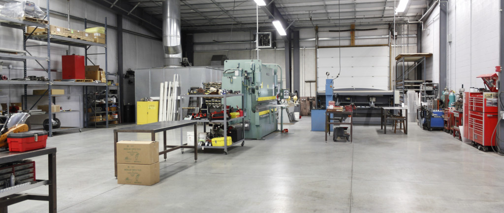 Custom Fabrication Shop - fire and ambulance fabrication - Glick Fire Equipment