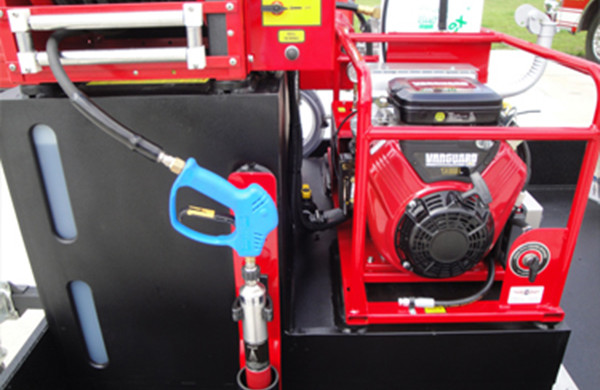 High Pressure Firefighting Systems