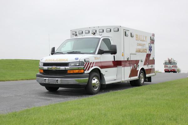 Braun Signature Series Type III ambulance - new ambulance sales - driver front