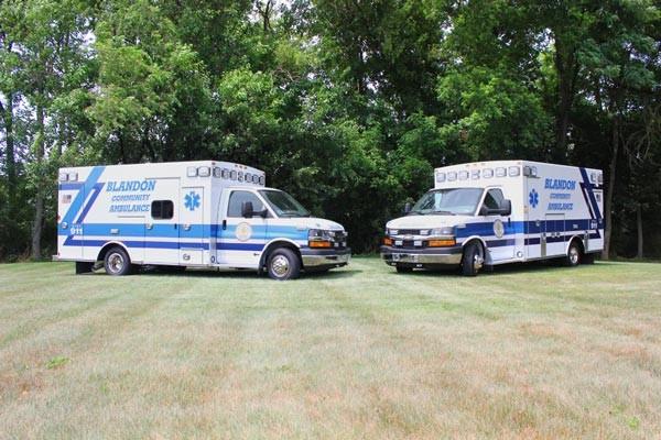 Braun Chief XL Type III ambulance - new ambulance sales in PA - 2 units
