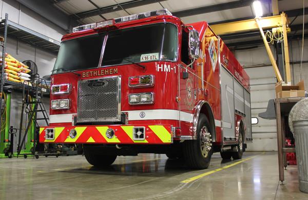 City Of Bethlehem Fire Department