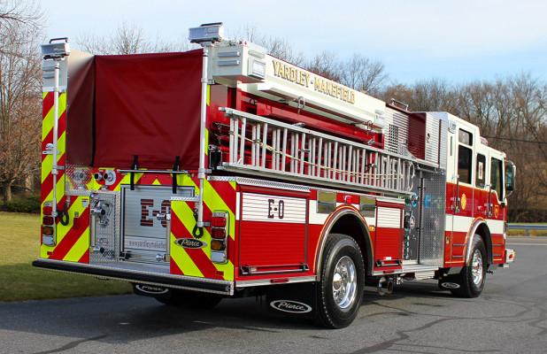 Yardley-Makefield Fire Company