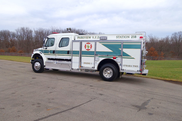 Parkview Volunteer Fire Department