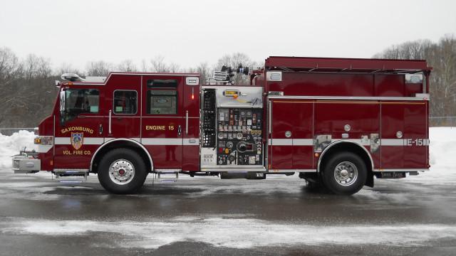 Saxonburg Volunteer Fire Company