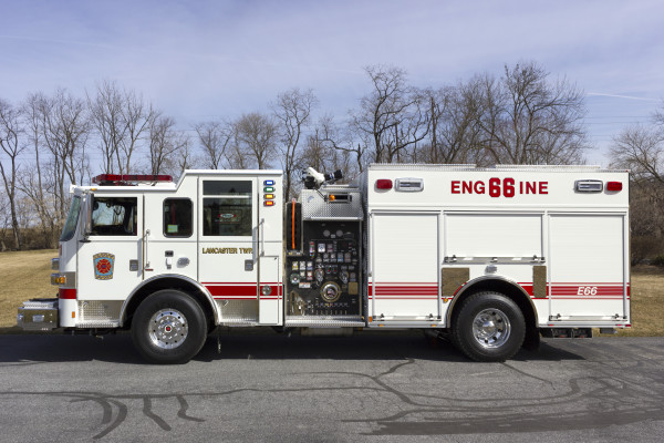 Lancaster Township Fire Department - Glick Fire Equipment Company
