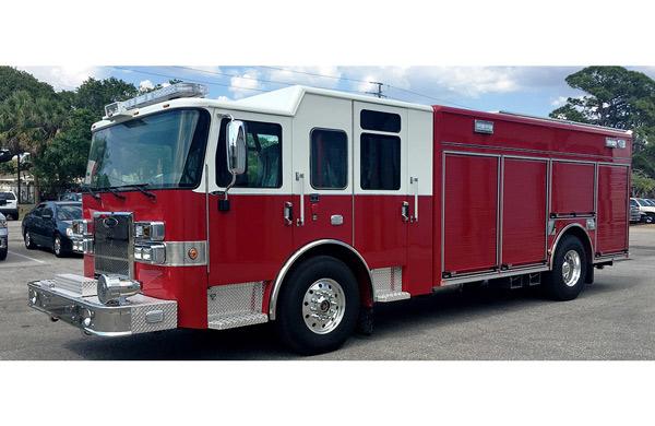 Saber Heavy Duty Non Walk-In Rescue - 30391