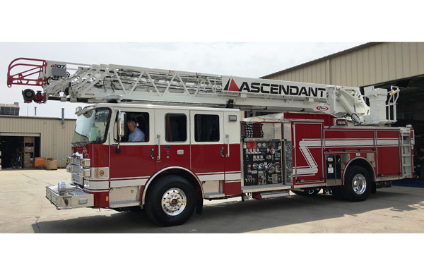 Enforcer 107' Ascendant - 30625
