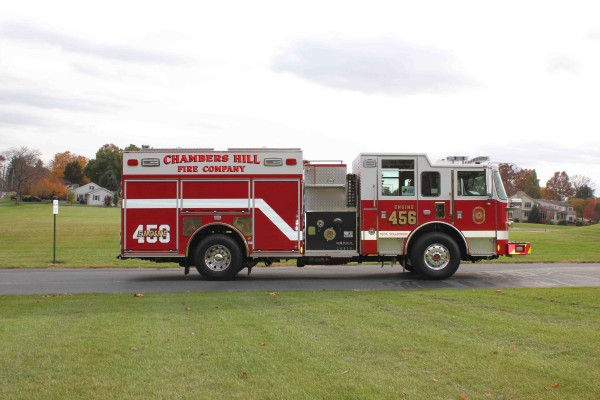 Chambers Hill Fire Company