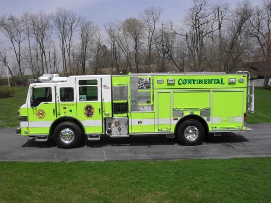 Continental Fire Company #3