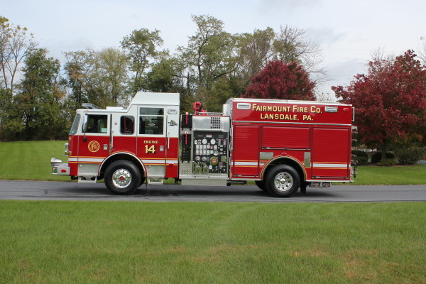 Fairmount Fire Company #1