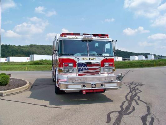 Fox Township Volunteer Fire Department