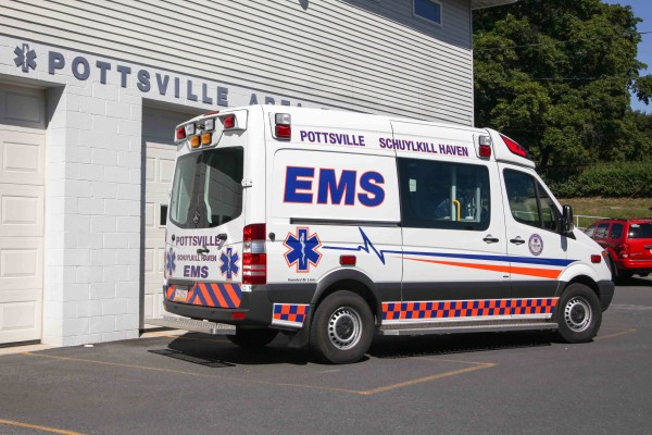 Pottsville Area EMS