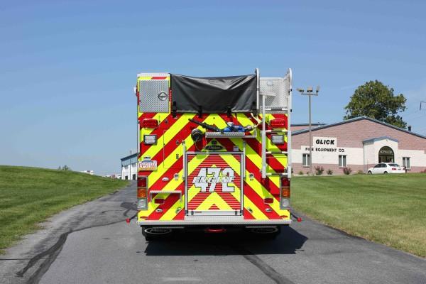 Paradise & Leaman Place Fire Company