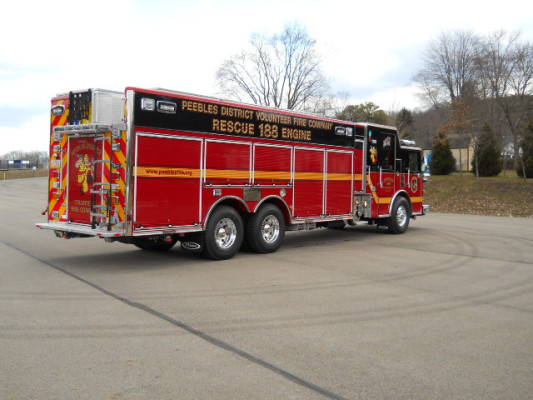 Peebles Volunteer Fire Company