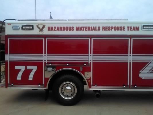 Dauphin County Haz-Mat Response Team