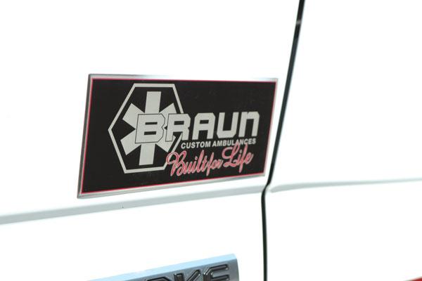 Braun Ambulances