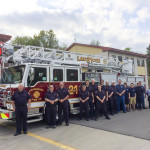 Cranberry Township Volunteer Fire Department - Acceptance Event