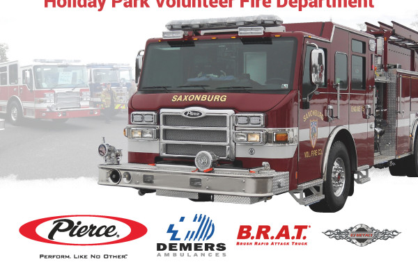 Glick Road Show - Holiday Park Volunteer Fire Department