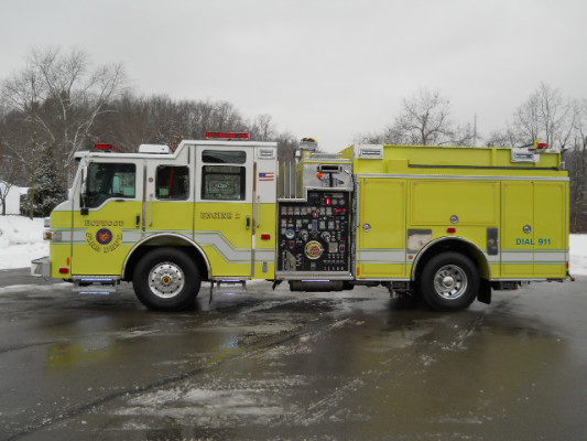 Hopwood Volunteer Fire Department