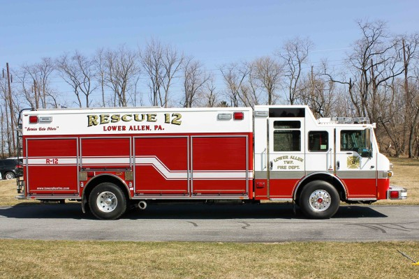 Lower Allen Township Fire Company