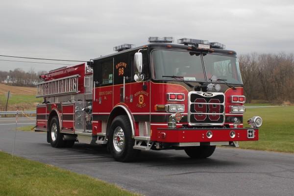 Morrisville Fire Company