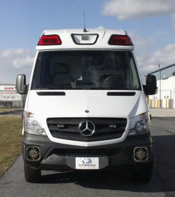 Pottsville Area EMS - M15-263