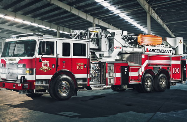 Ascendant® 100' Heavy-Duty Aerial Tower