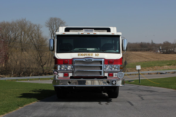New Cumberland Fire Department - Glick Fire Equipment Company