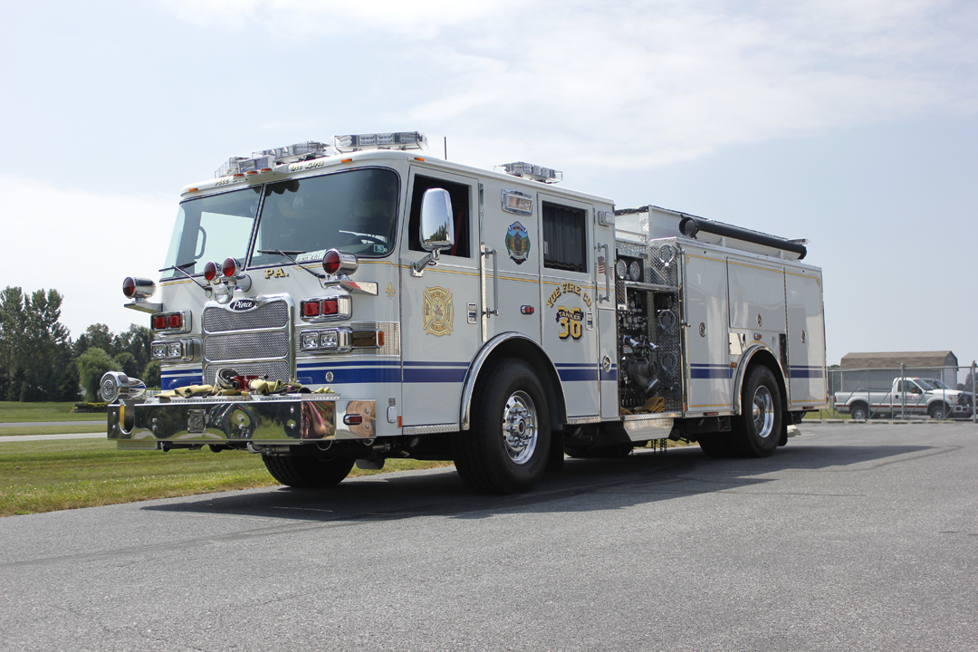 Yoe Fire Company Glick Fire Equipment Company