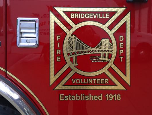 Bridgeville Volunteer Fire Company Glick Fire Equipment
