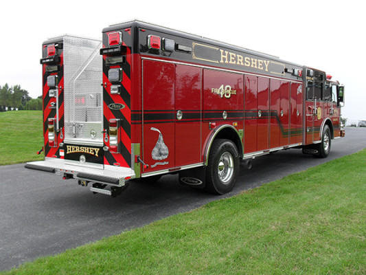 Hershey Volunteer Fire Company Glick Fire Equipment Company