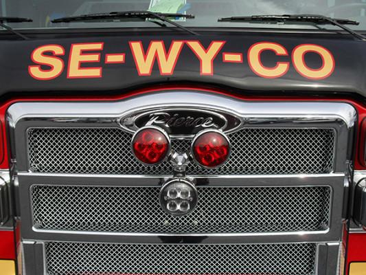 Pierce Velocity - Heavy Duty Rescue - Roto Ray Closeup