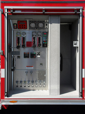 Union Fire Company No 1 Glick Fire Equipment Company