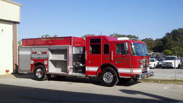 Greenwood Fire Department Glick Fire Equipment Company