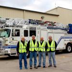 Smithfield Volunteer Fire Department - Pierce Final Inspection - 28855