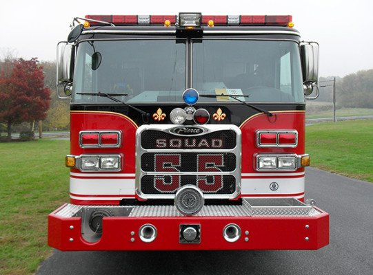 Pierce Arrow XT - PUC Pumper Fire Truck