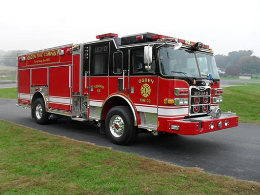 Pierce Arrow XT - PUC Pumper Fire Truck