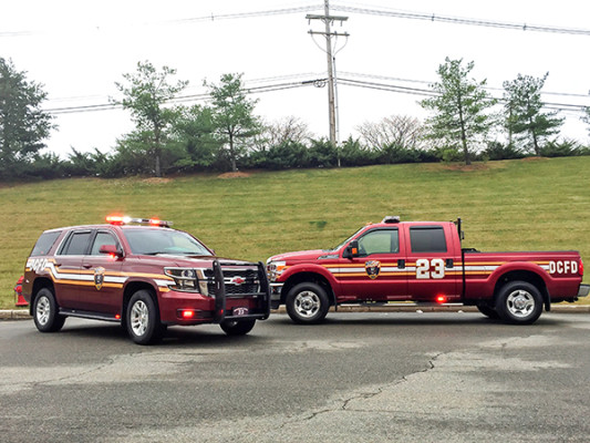 Eagle Hose - First Priority Fire Chief Vehicle - Upfit Conversion Package - Rapid Response Vehicles