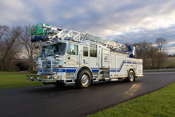 Smithfield Township Fire Department Glick Fire Equipment