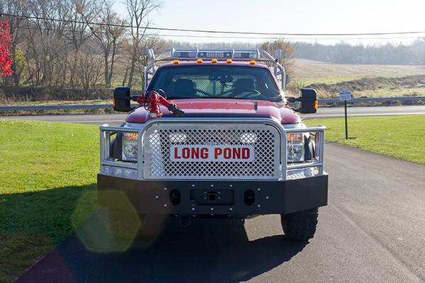 Tunkhannock VFC - Firematic BRAT Rally Brush Fire Truck - Front