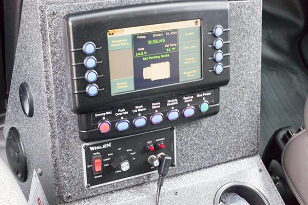 Lake Meade F&R - Braun Chief XL Type III Ambulance - MasterTech Cab