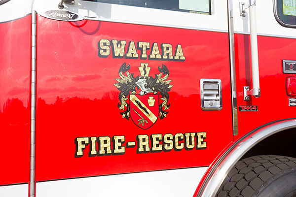 Swatara Twp - Pierce Arrow XT Pumper - Fire Engine - logo