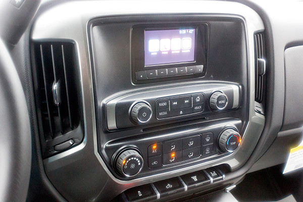 St. Marys Area - Demers MXP-150 Type I Ambulance - cab control panel