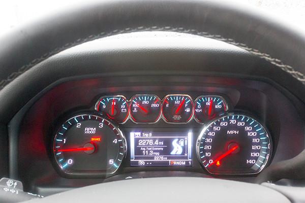 St. Marys Area - Demers MXP-150 Type I Ambulance - cab dash
