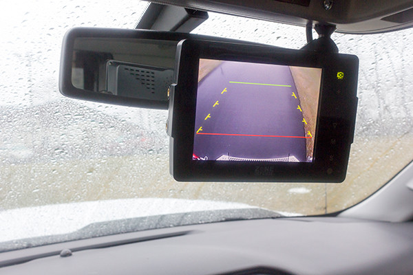 St. Marys Area - Demers MXP-150 Type I Ambulance - rear view camera