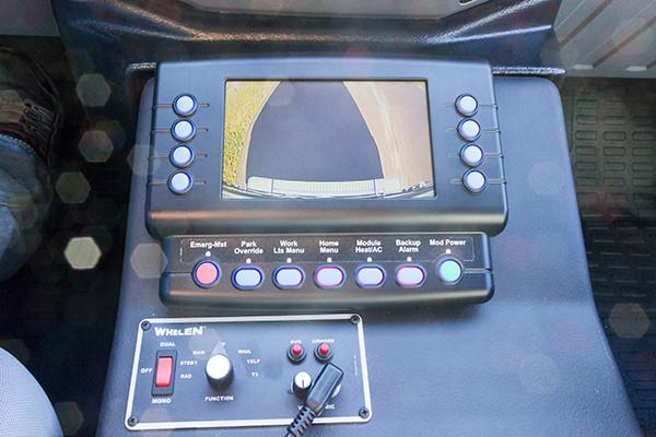 2016 Braun Express Plus Type I ambulance - Ford F450 4x4 - MasterTech backup camera view