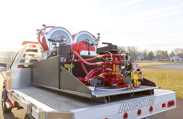 2016 Skid Pumper - Small Skid Pump Unit - driver rear