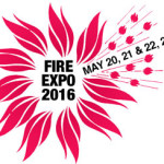 PA Fire Expo 2016 - logo and dates